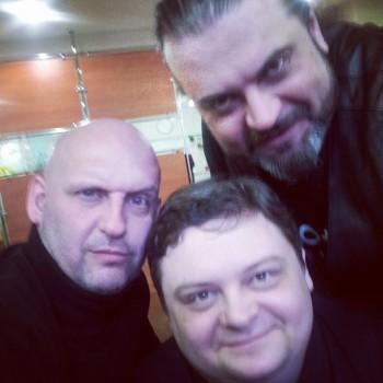Александр Луканичев, 47 лет, актер, рок-музыкант - 11050714_847340035308243_5408309412643118140_n.jpg