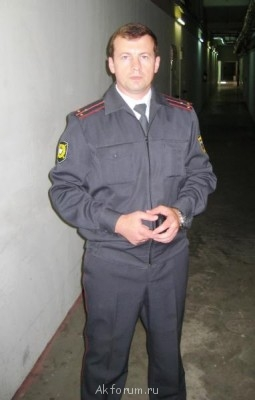 Актерское агентство «Альфа Кастинг» - съемки милиционер.jpg