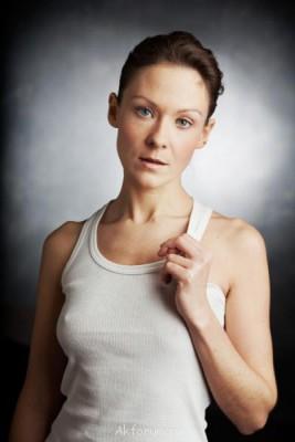 Актриса кино, актриса дубляжа. Виктория Борисова - Виктория Борисова1.jpg