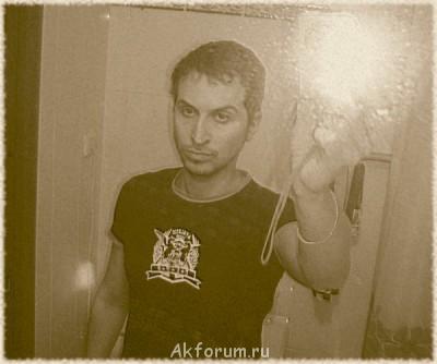 Владимир Дудецкий, 29\179\69, актер ГУК МО МКТ Драма  - влад чб.JPG