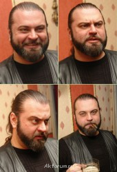 Александр Луканичев, 47 лет, актер, рок-музыкант - Коллаж 2.jpg