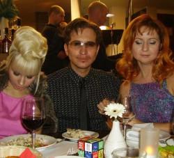 Владимир Дудецкий, 29\179\69, актер ГУК МО МКТ Драма  - влад_съемка_13_ресторан.JPG